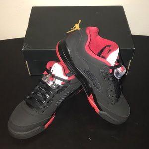 Jordan Shoes - Air Jordan 5 Retro Low - GS Size 5.5
